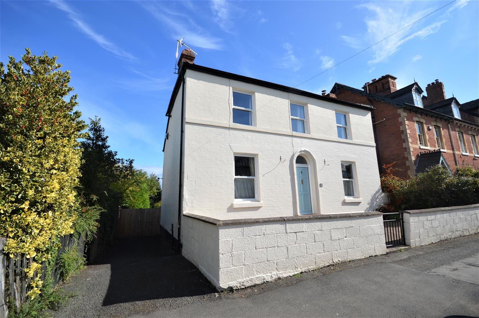 3 bed detached for sale in Leominster, HR6