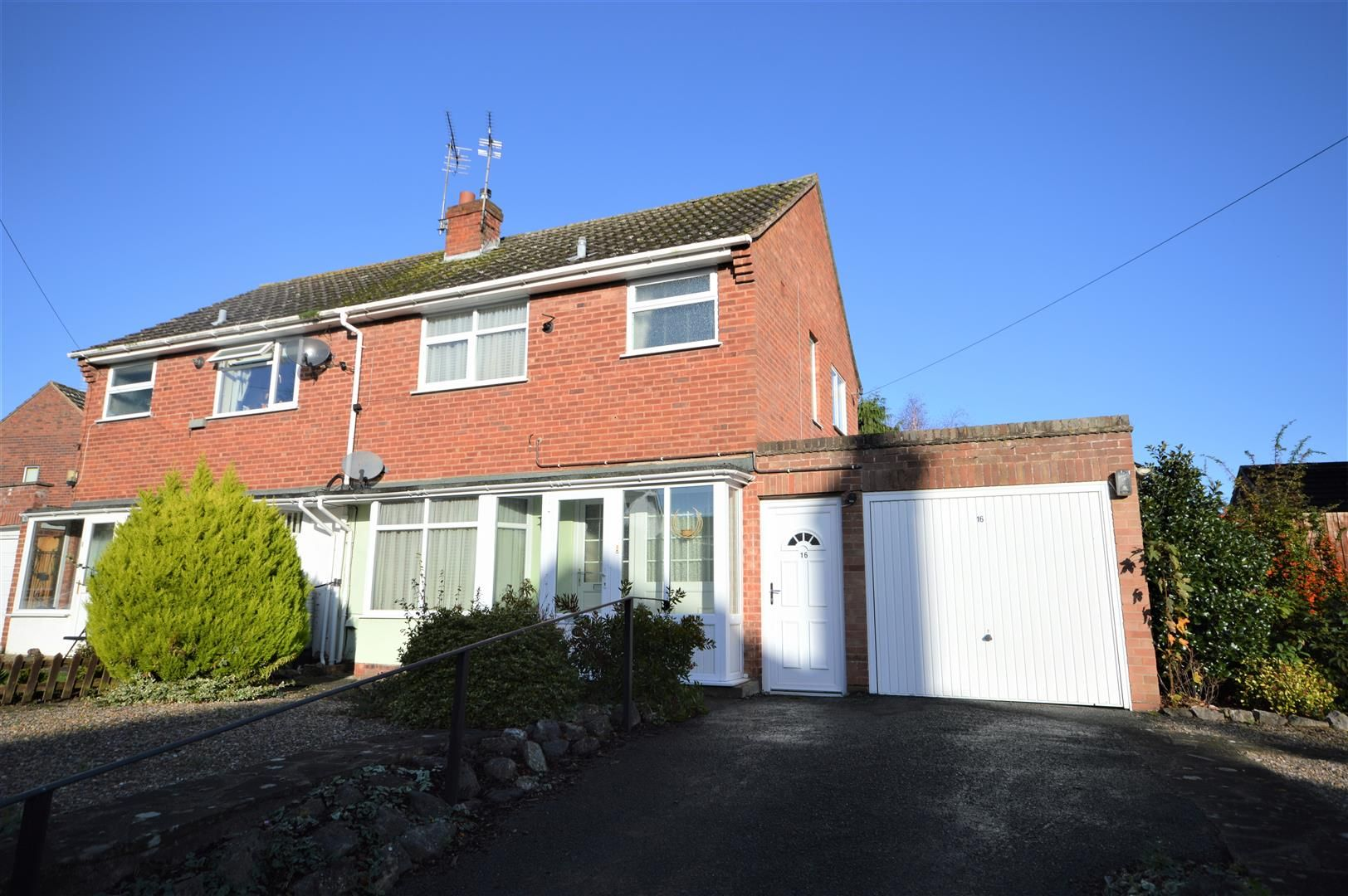 3 bed semi-detached for sale in Leominster, HR6