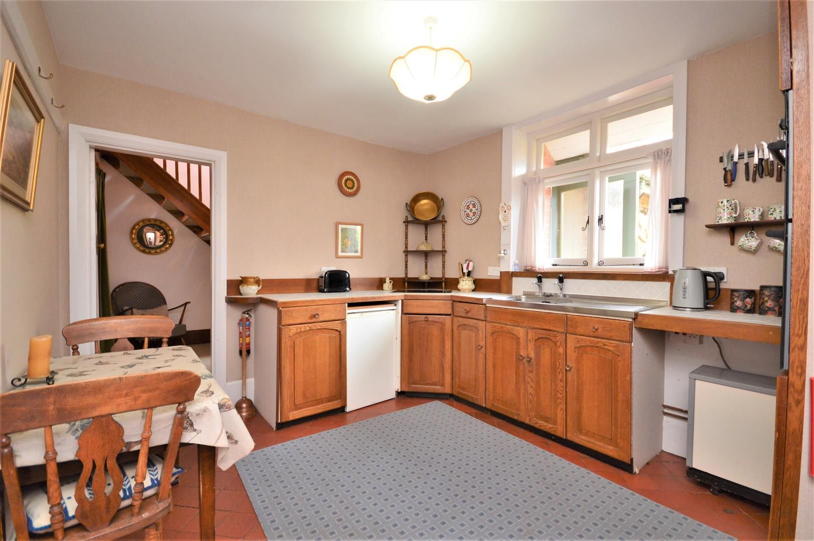 3 bed detached bungalow for sale in Abbeydore 16