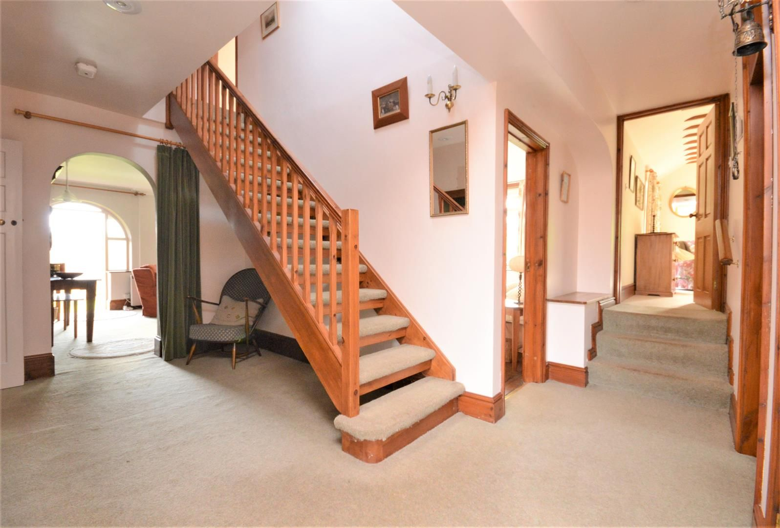 3 bed detached bungalow for sale in Abbeydore 20