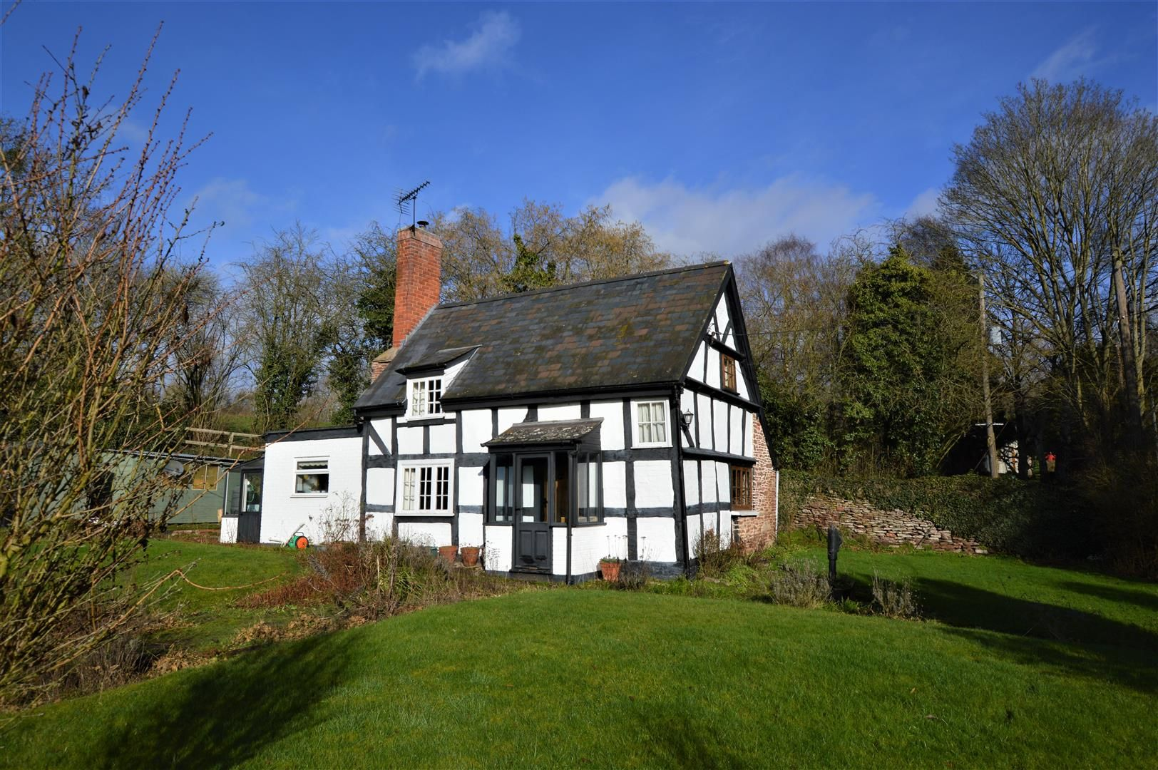 2 bed cottage for sale in Bodenham, HR1