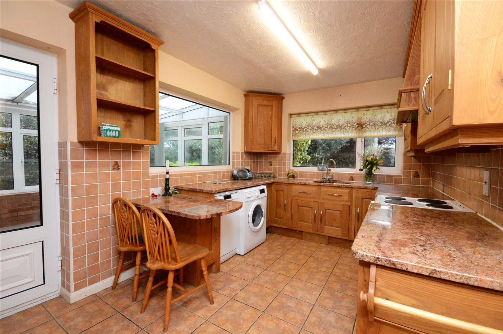 3 bed detached bungalow for sale in Burghill 3