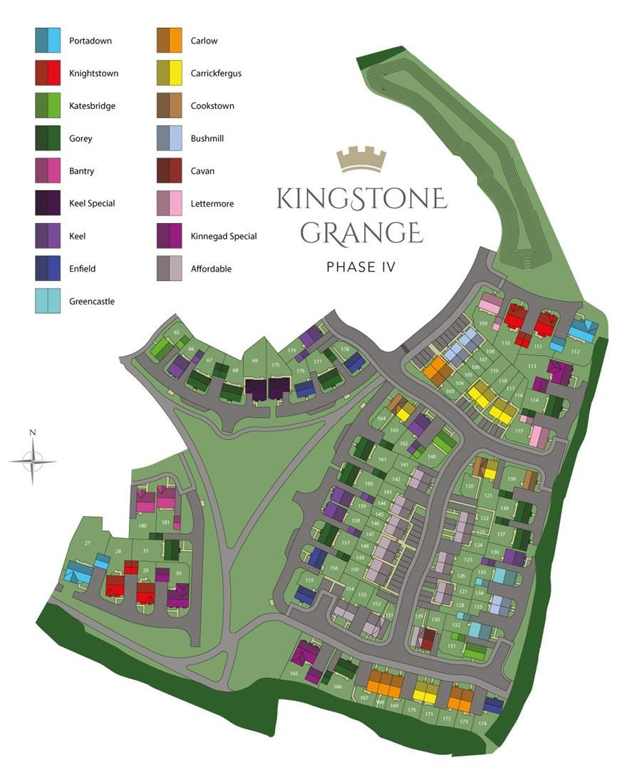 5 bed detached for sale in Kingstone 2