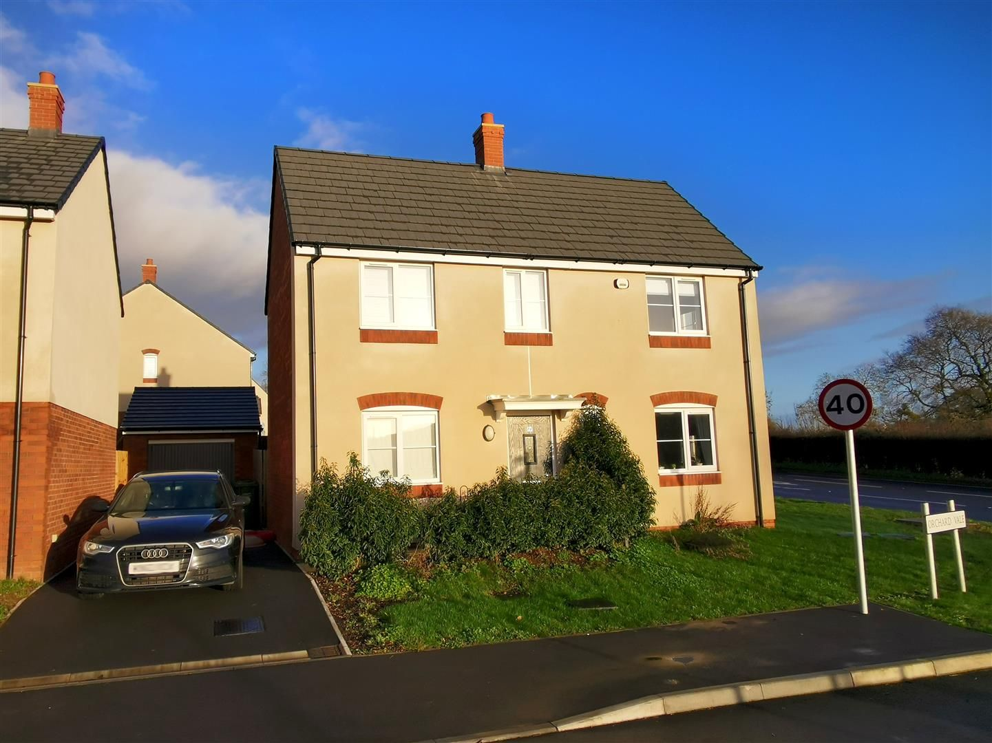 4 bed detached for sale in Bartestree, HR1