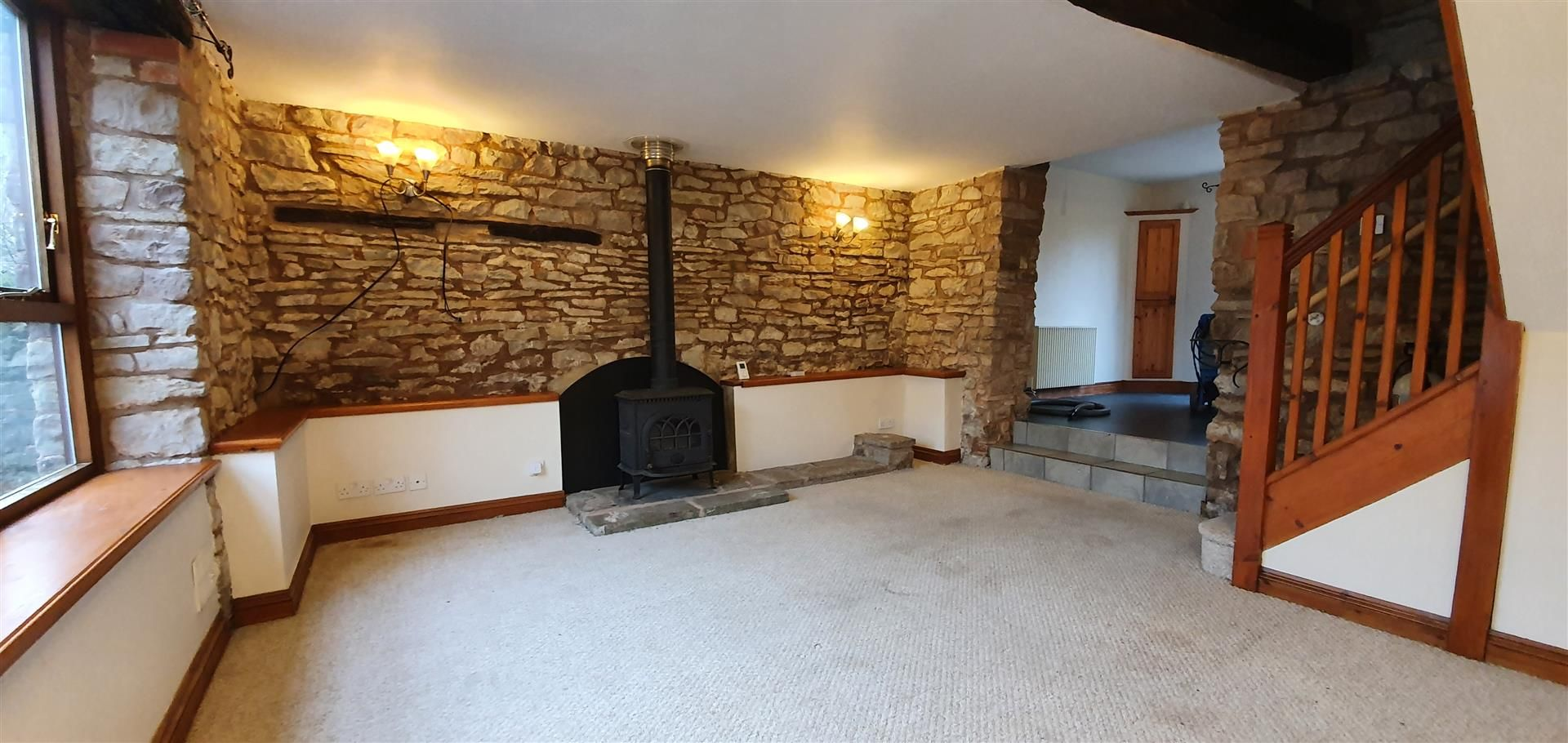 2 bed coach house to rent in Fownhope 3