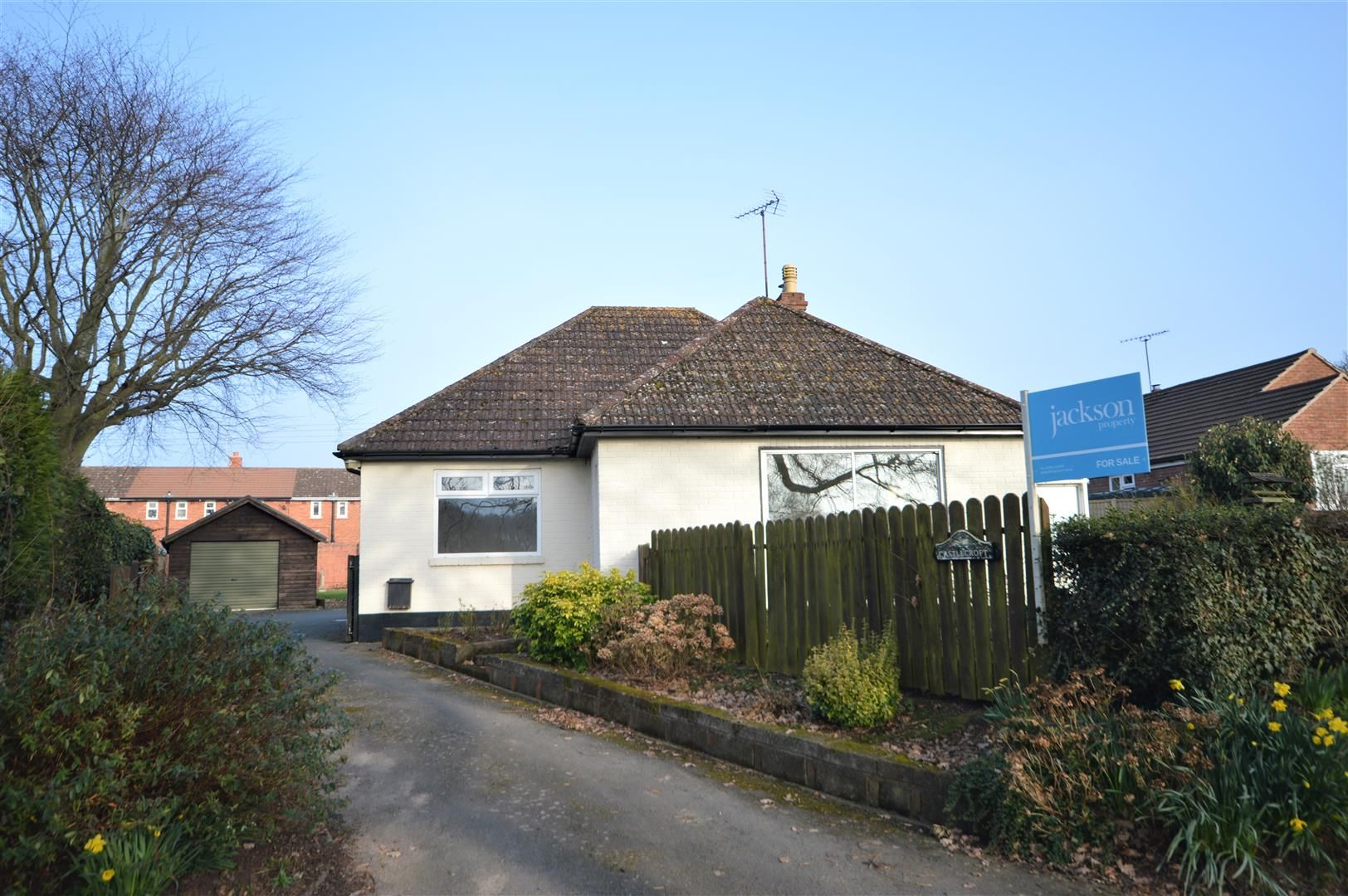 2 bed detached bungalow for sale in Weobley, HR4