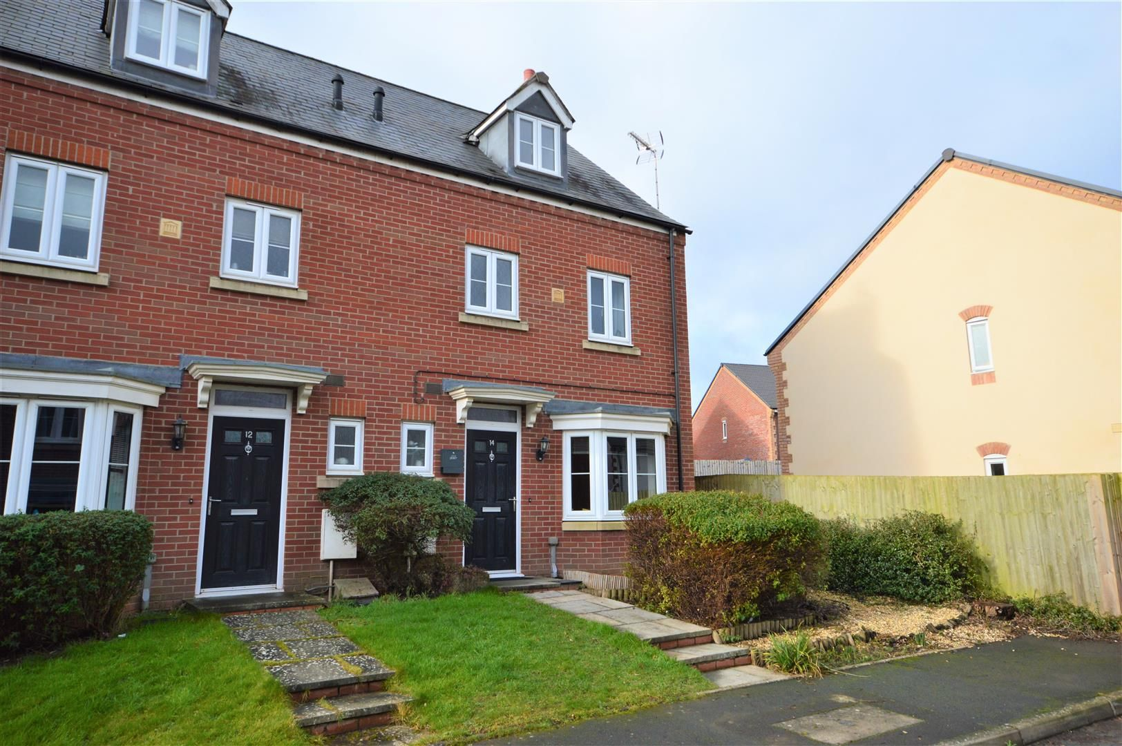 4 bed semi-detached for sale in Leominster, HR6