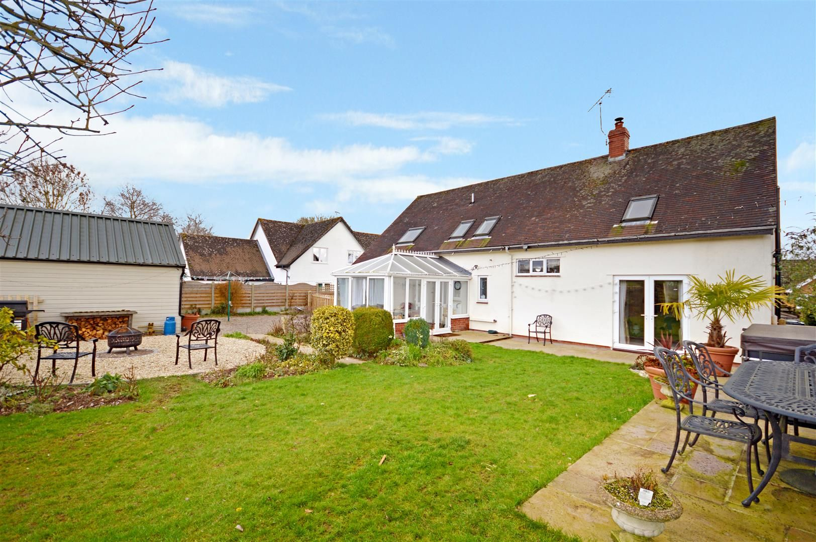 5 bed detached for sale in Eardisley, HR3