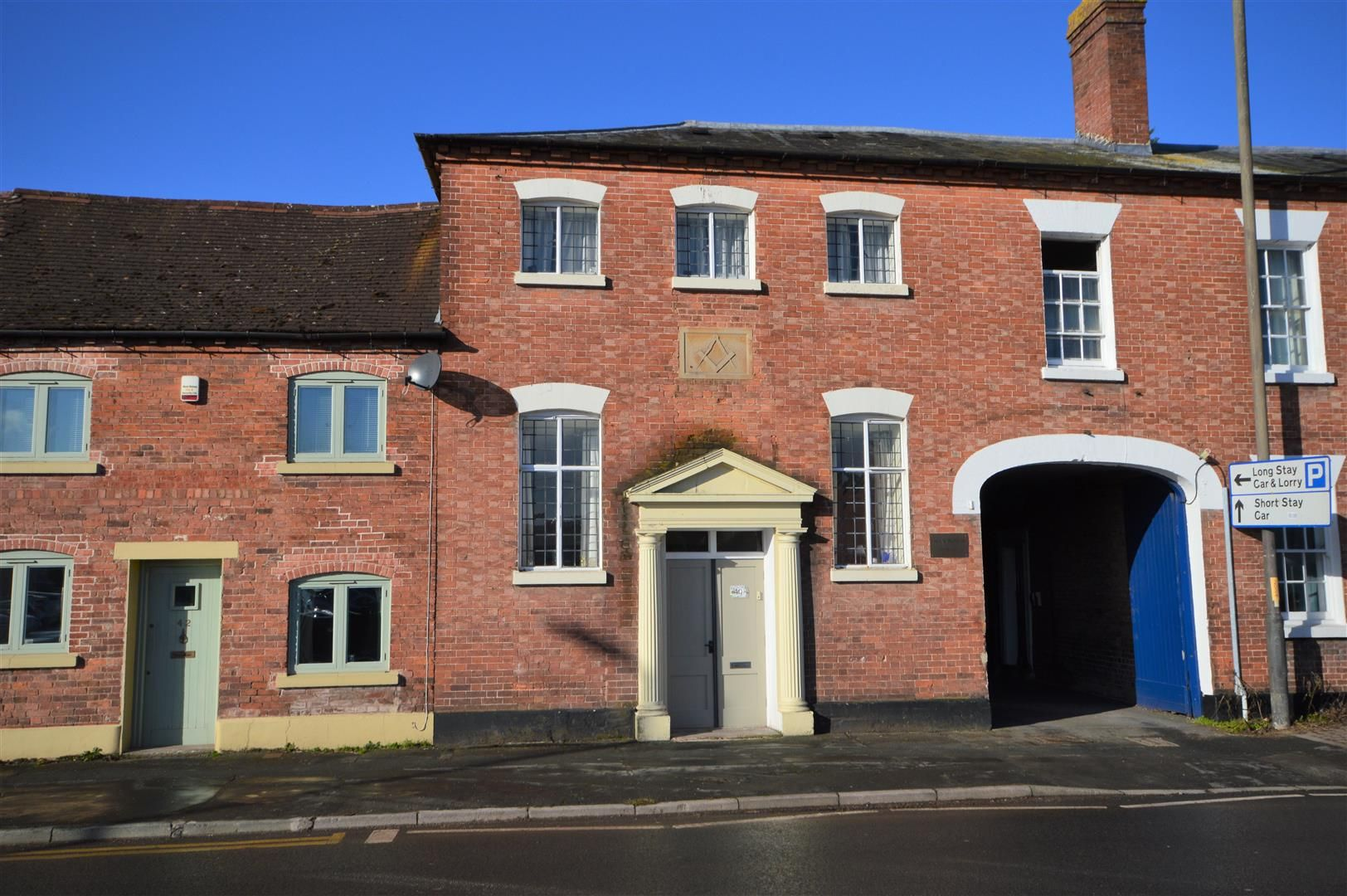 1 bed maisonette for sale in Leominster - Property Image 1