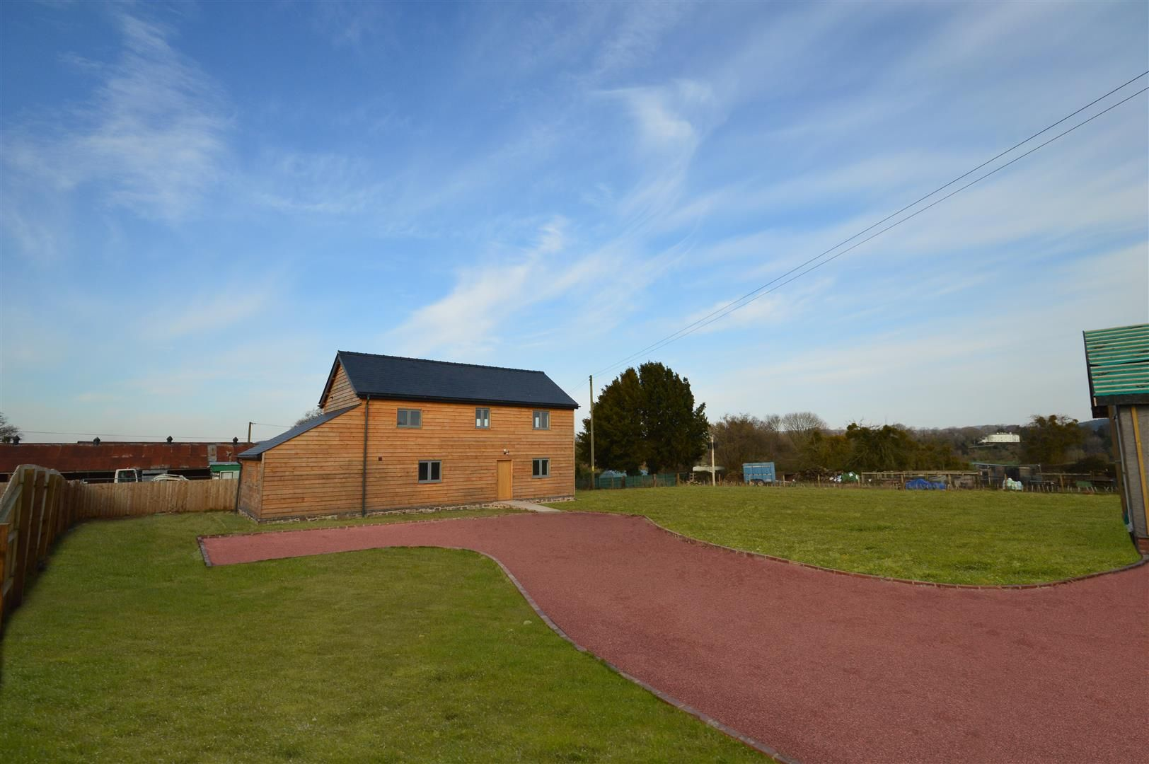 3 bed barn conversion for sale in Madley - Property Image 1
