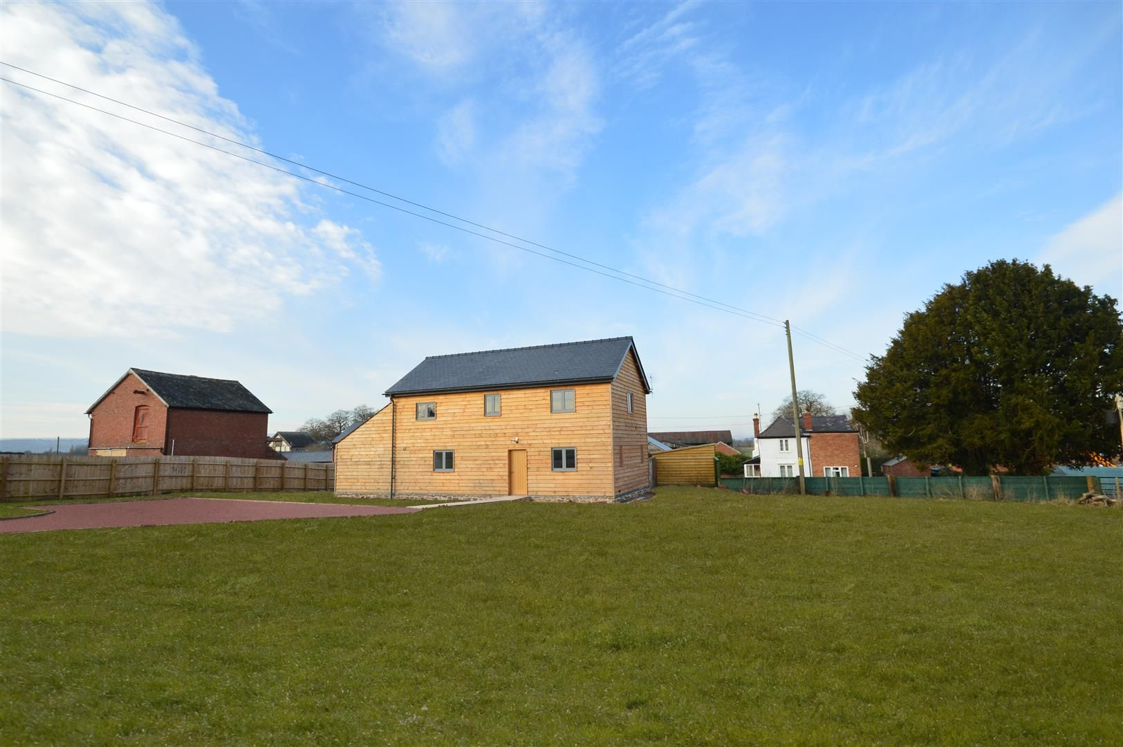 3 bed barn conversion for sale in Madley 16