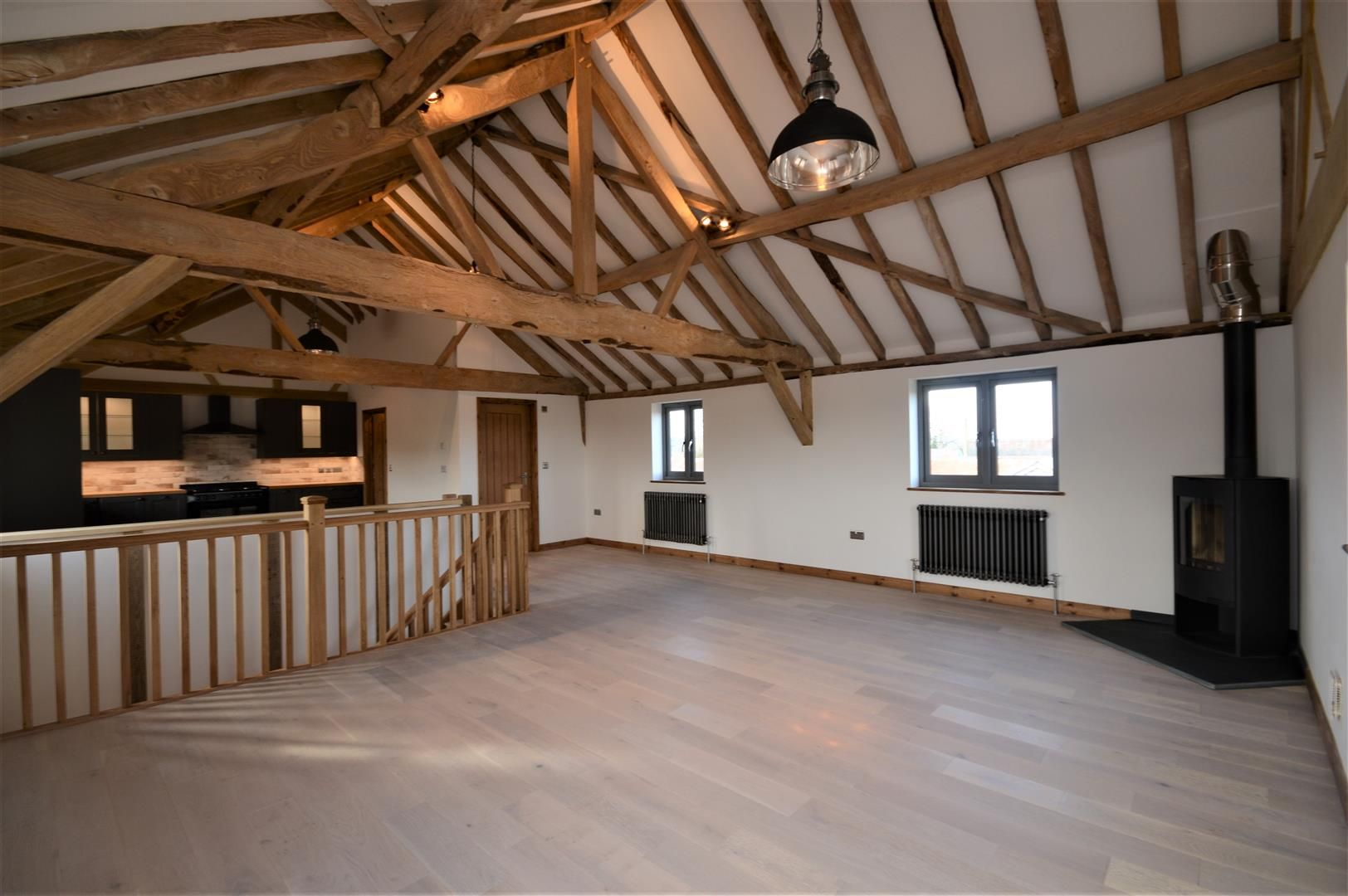 3 bed barn conversion for sale in Madley 3