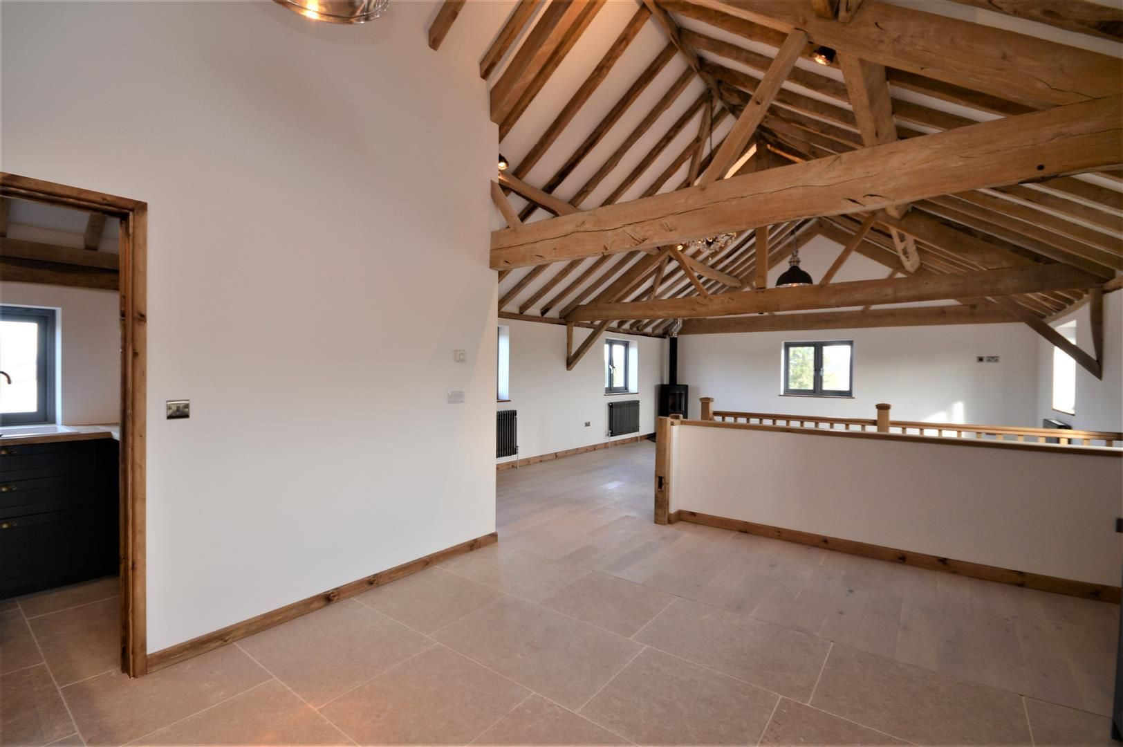3 bed barn conversion for sale in Madley 4