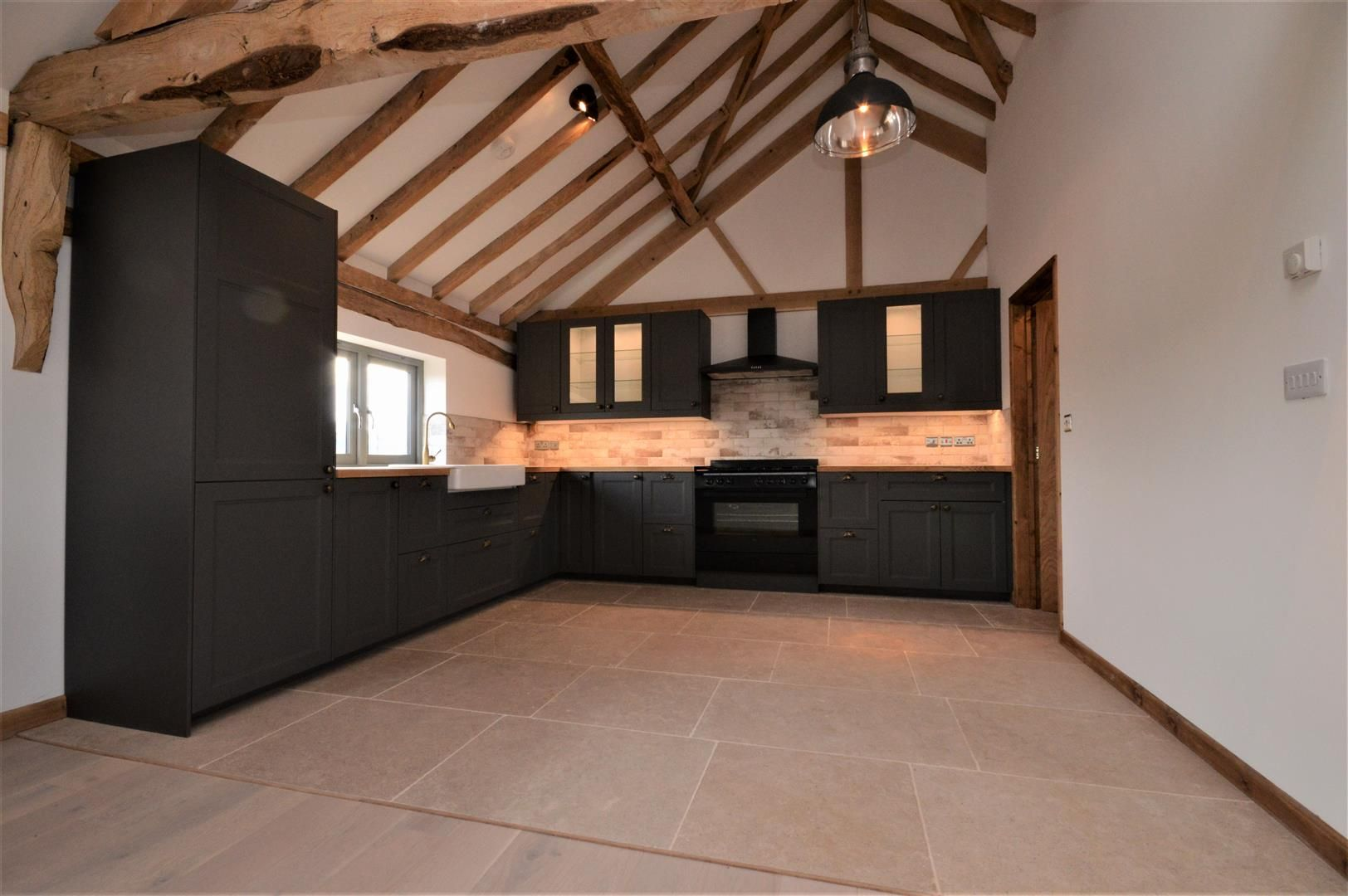 3 bed barn conversion for sale in Madley 5