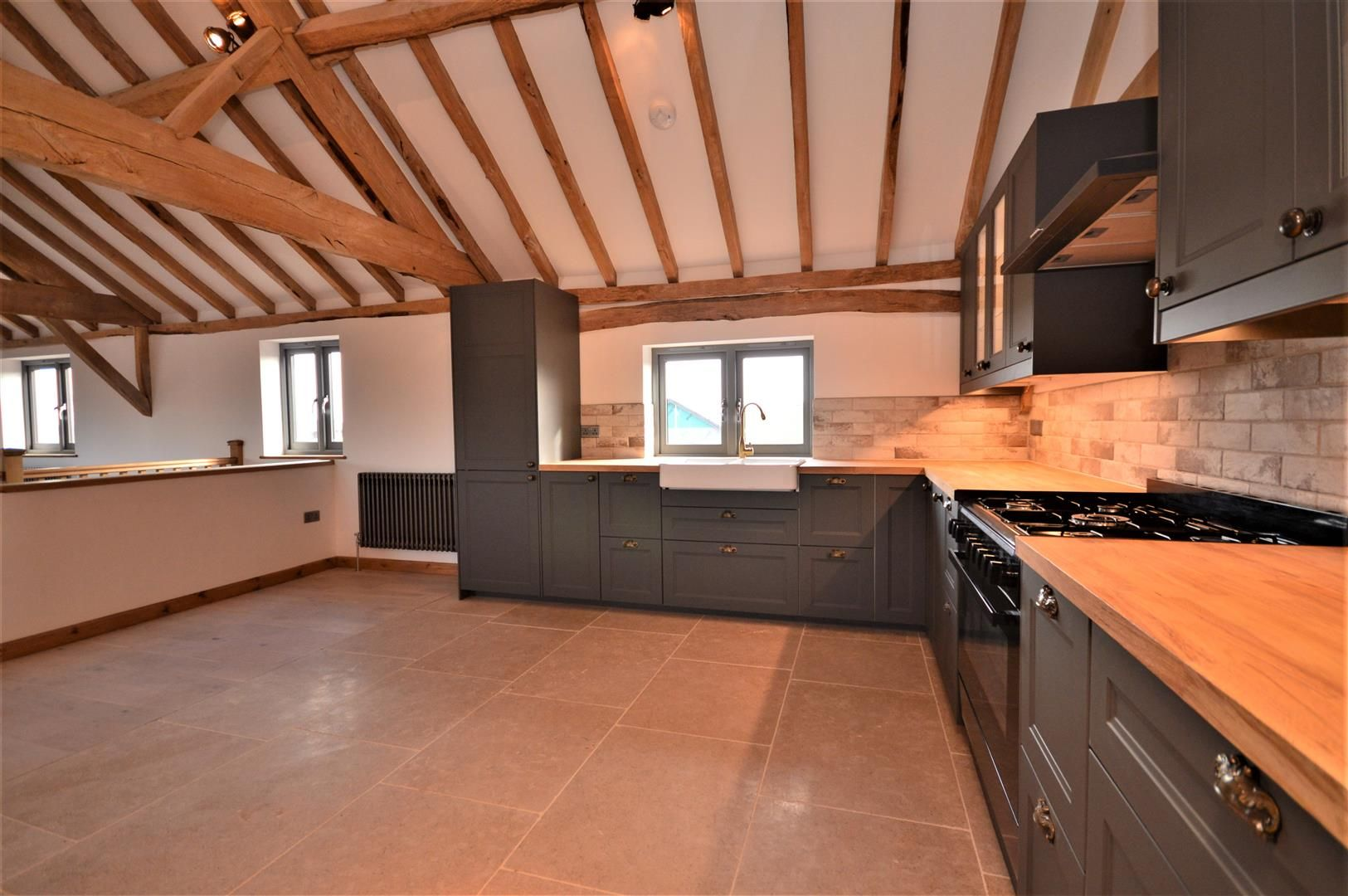 3 bed barn conversion for sale in Madley 6