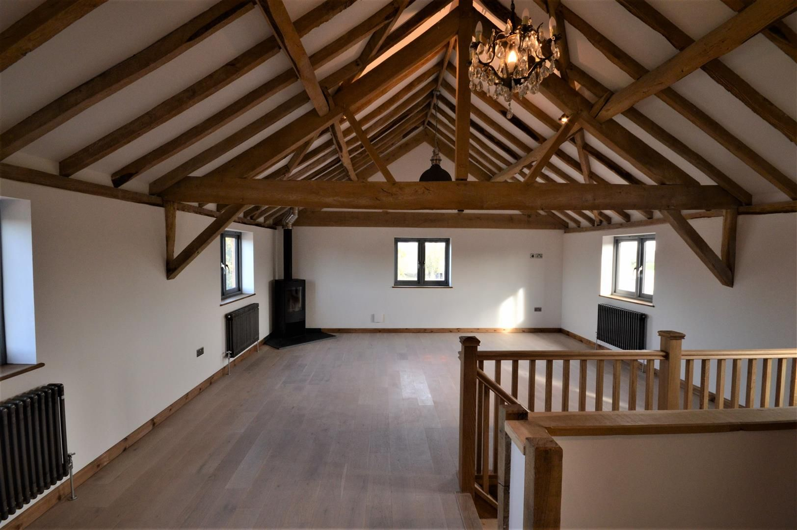 3 bed barn conversion for sale in Madley 7