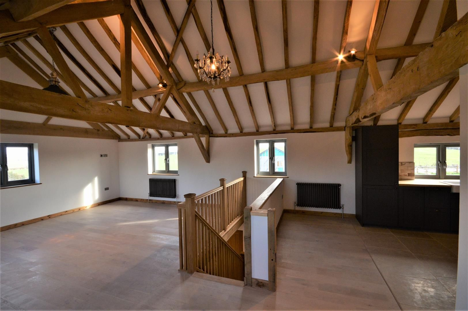 3 bed barn conversion for sale in Madley 8