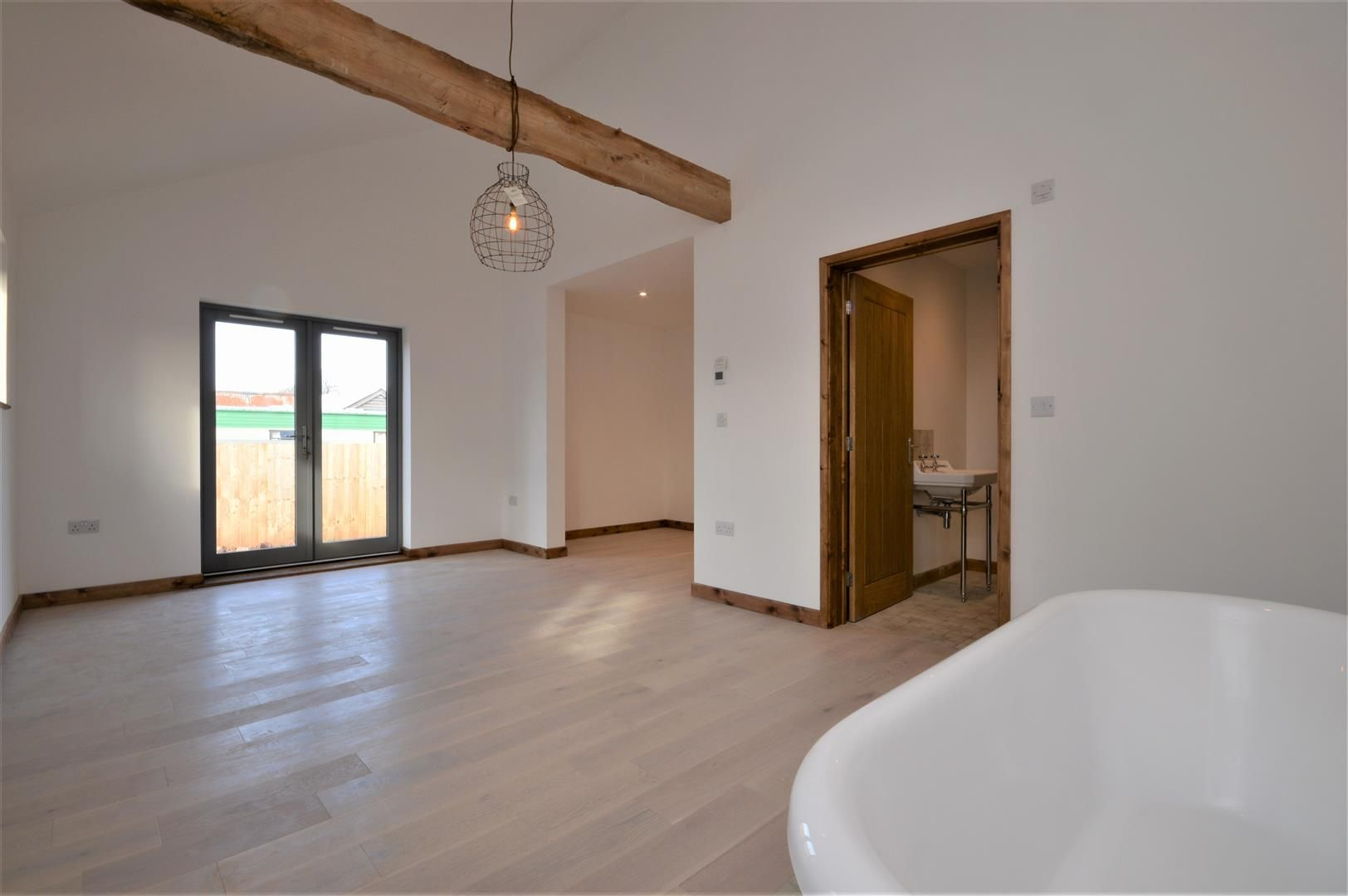 3 bed barn conversion for sale in Madley 10
