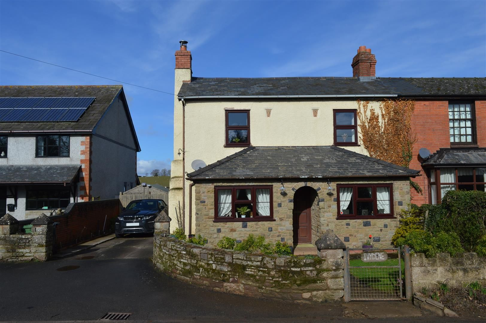 3 bed cottage for sale in Marden, HR1