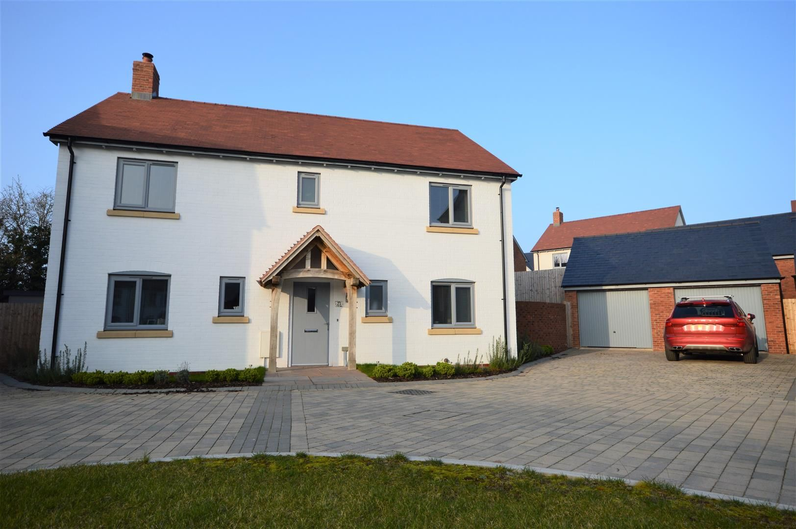 4 bed detached for sale in Weobley 1
