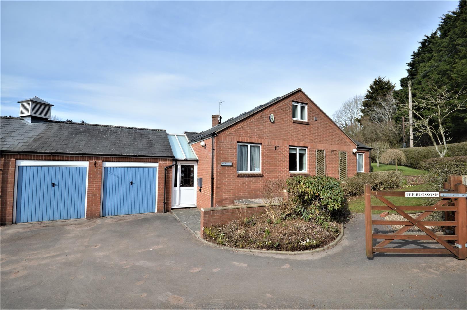 4 bed detached for sale in Ballingham, Carey, HR2