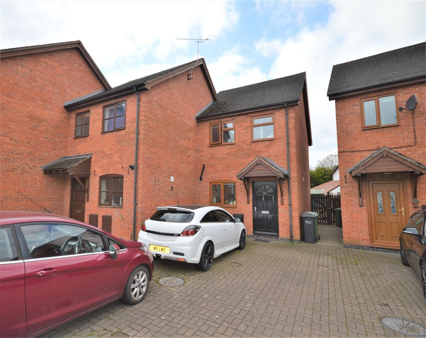 2 bed end of terrace for sale in Lower Bullingham, HR2