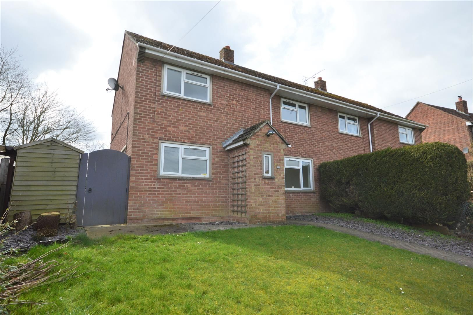 3 bed semi-detached for sale in Wigmore, HR6