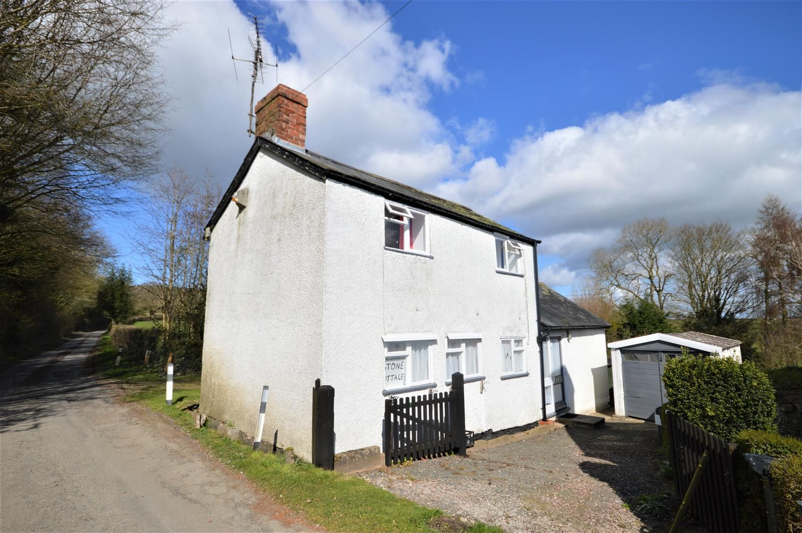 2 bed cottage for sale in Bircher, HR6