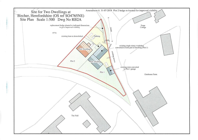 Plot for sale in Bircher  - Property Image 2