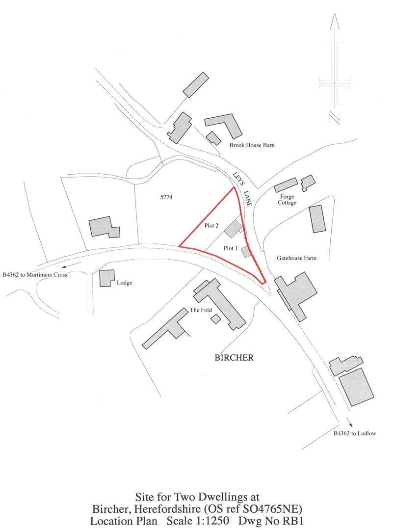 Plot for sale in Bircher  - Property Image 5