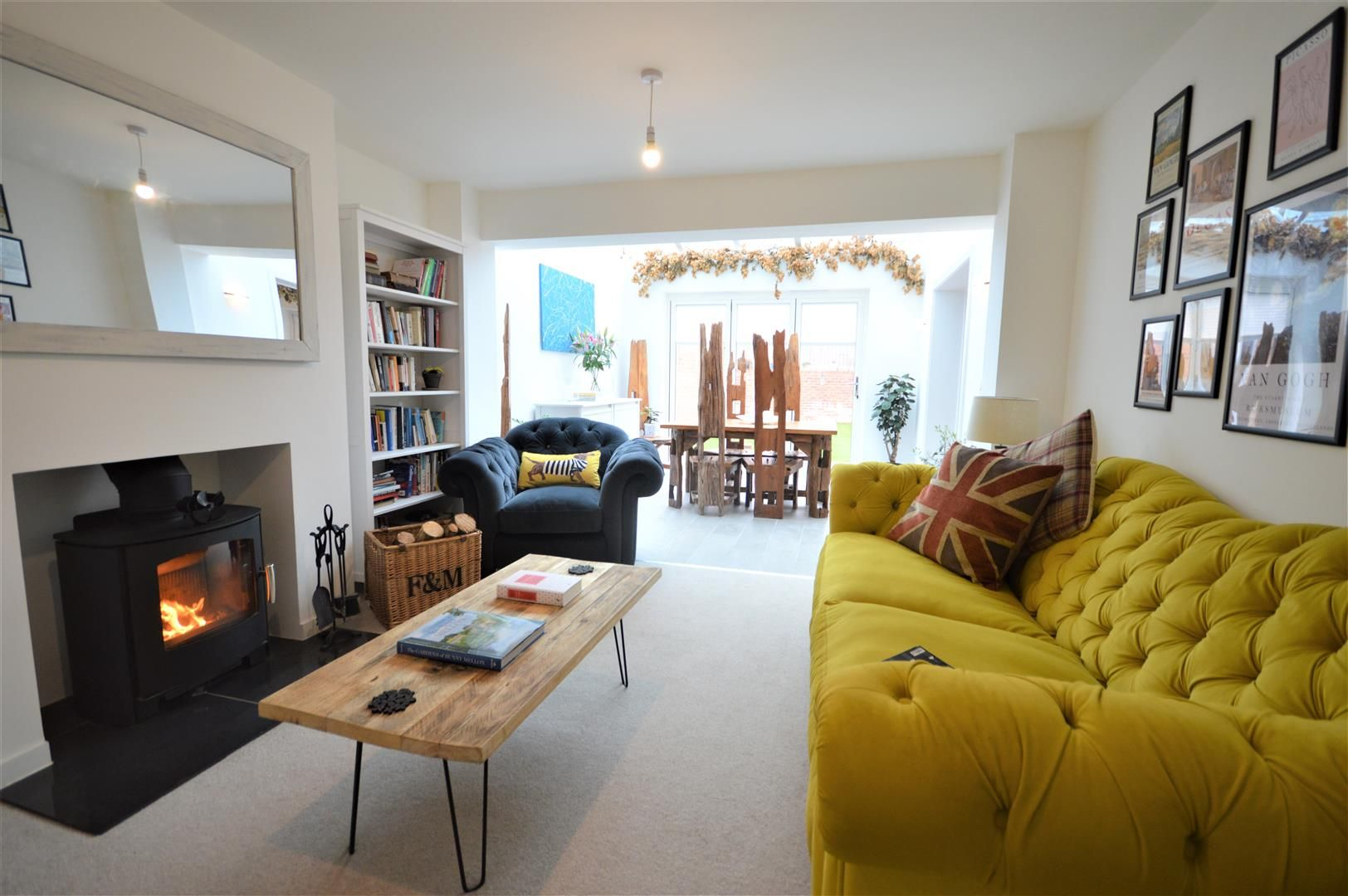 5 bed detached for sale in Weobley  - Property Image 2