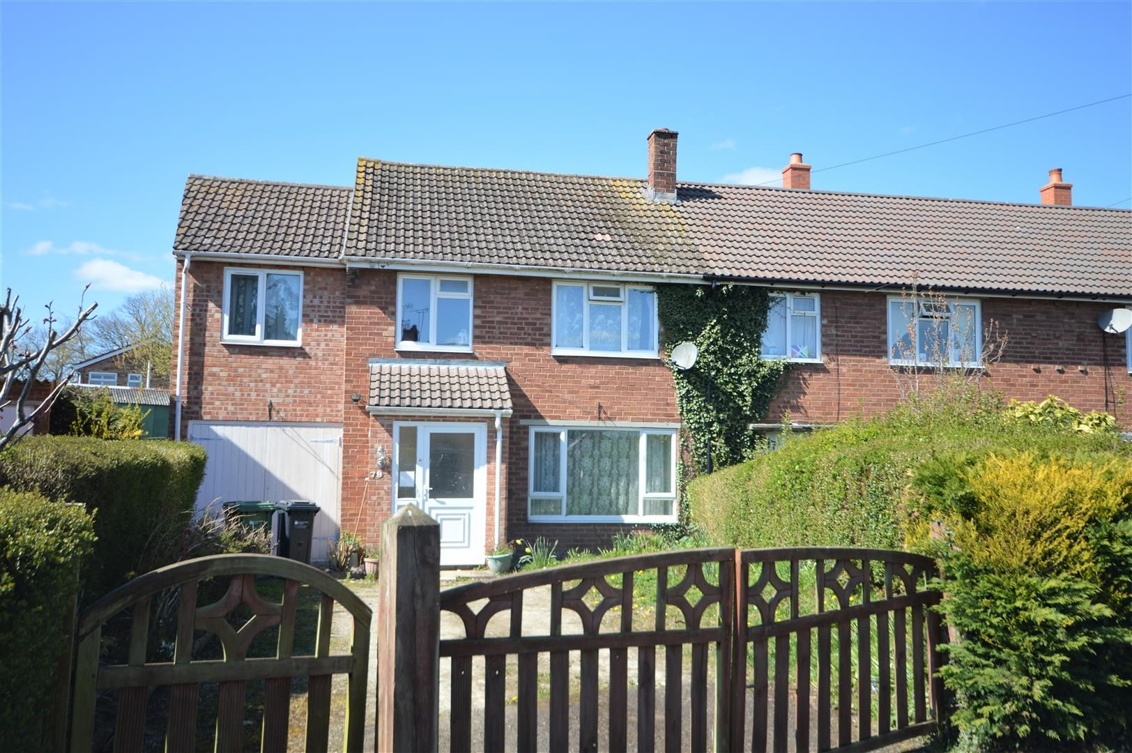 4 bed end of terrace for sale in Weobley, HR4