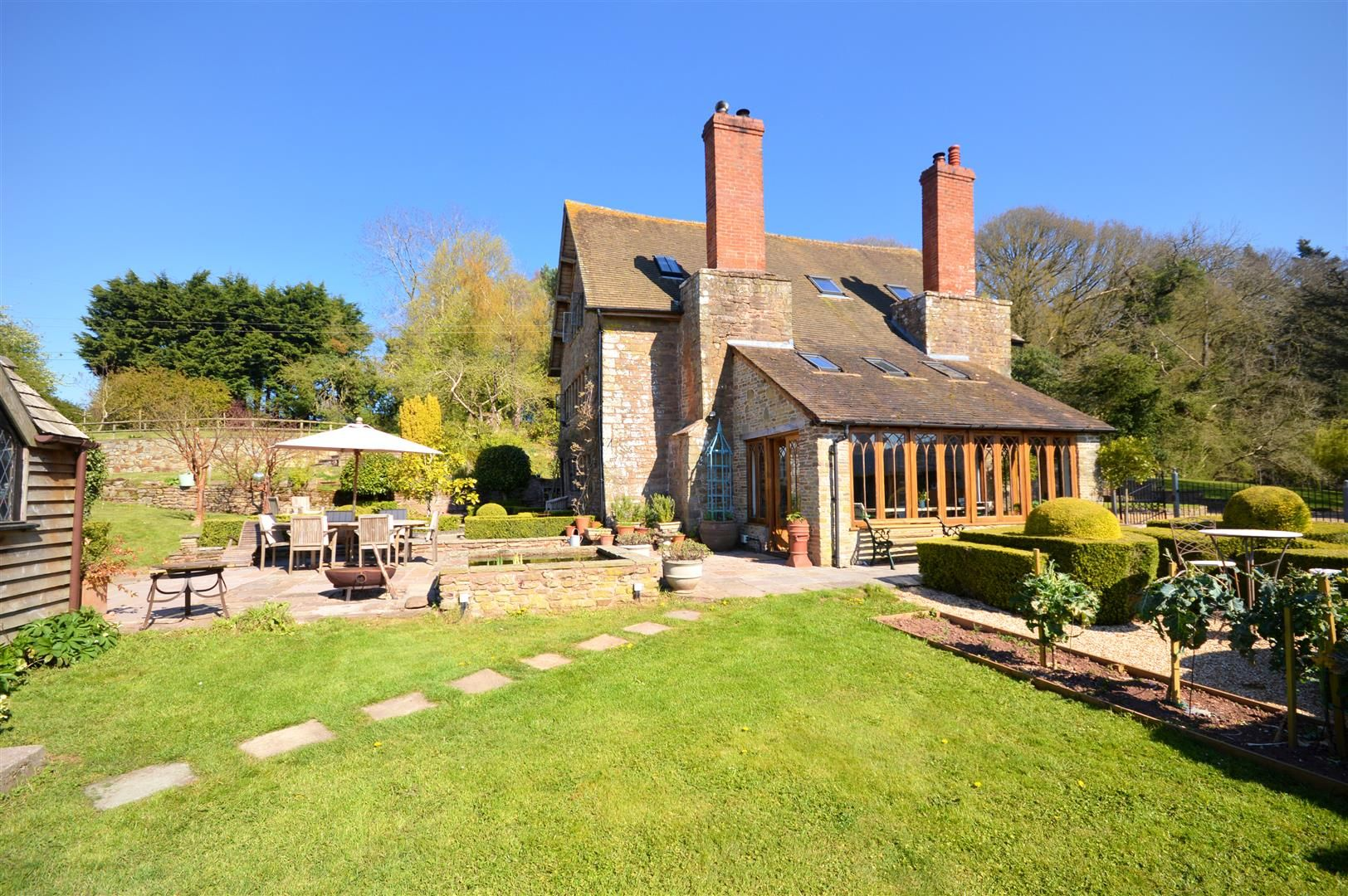 6 bed detached for sale in Wormsley, HR4