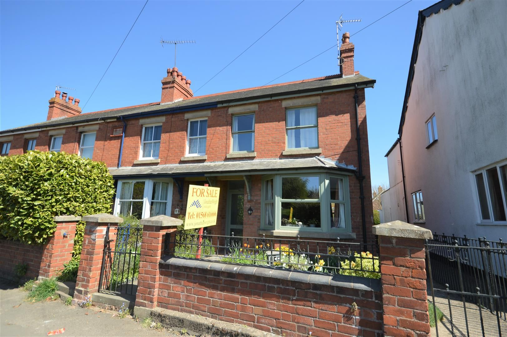 3 bed end of terrace for sale in Leominster, HR6