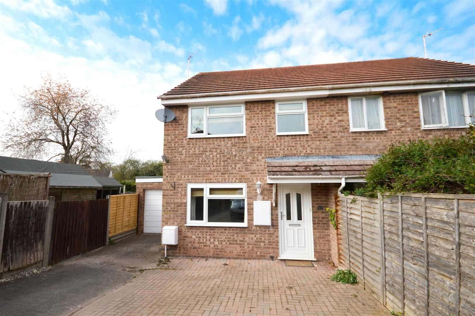 3 bed semi-detached for sale in Moreton-On-Lugg, HR4