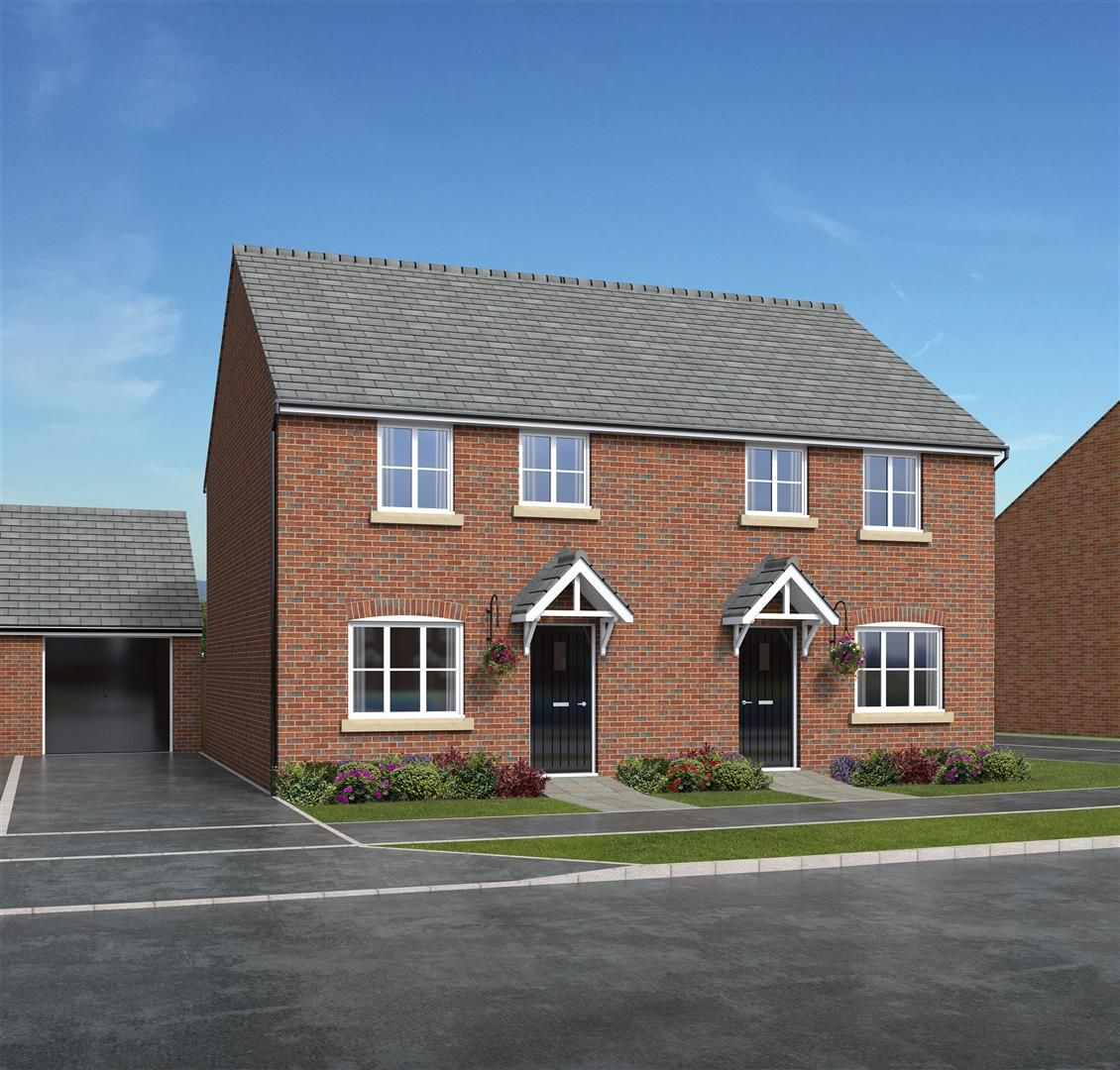 3 bed semi-detached for sale in Kingstone, HR2