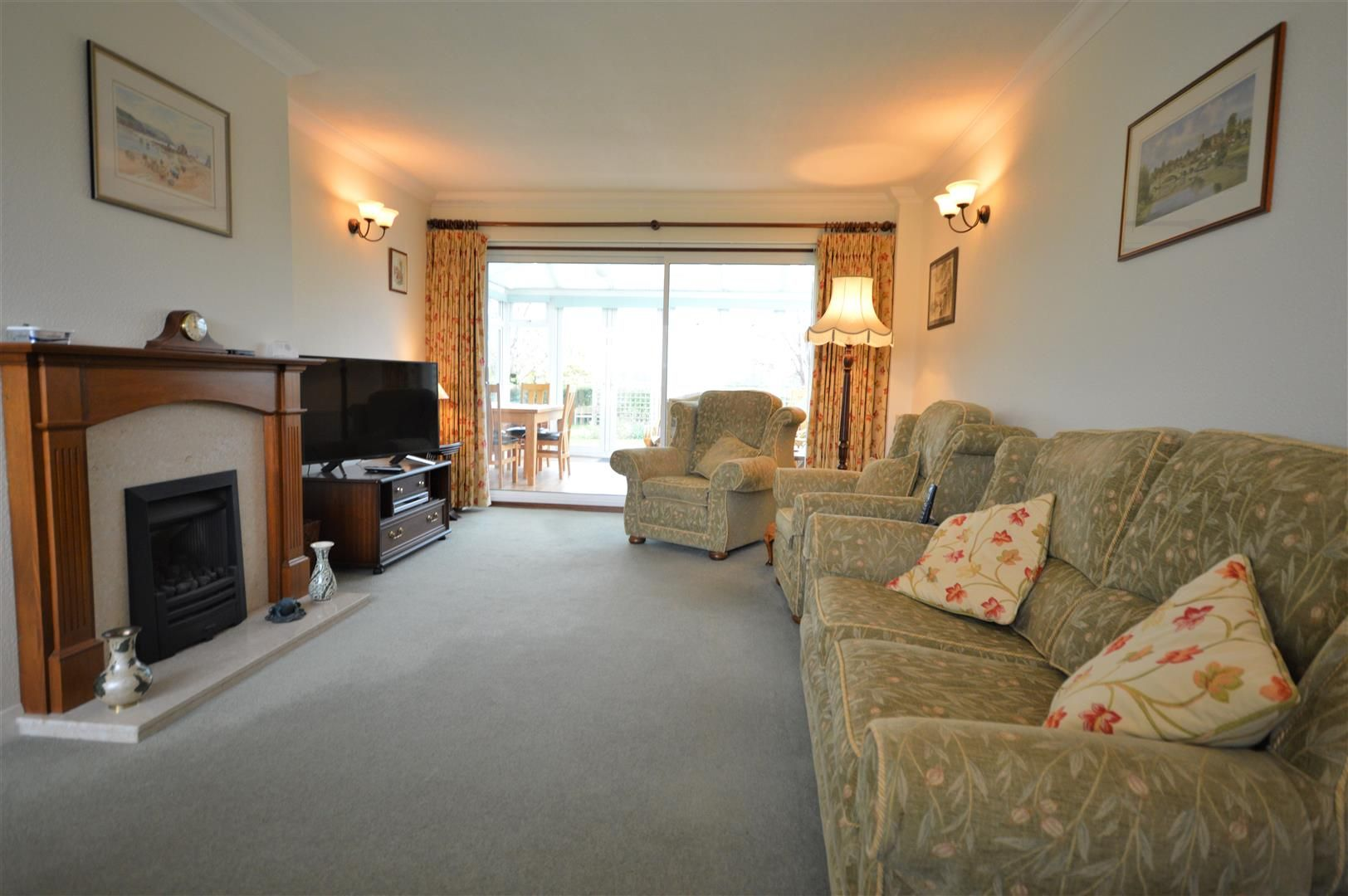 3 bed detached bungalow for sale in Bodenham 4