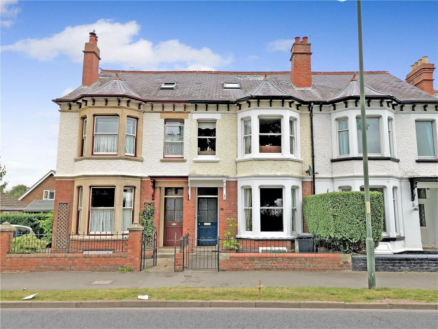 5 bed terraced for sale, HR4