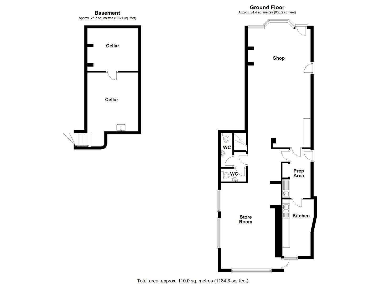 3 bed town house for sale in Leominster 12