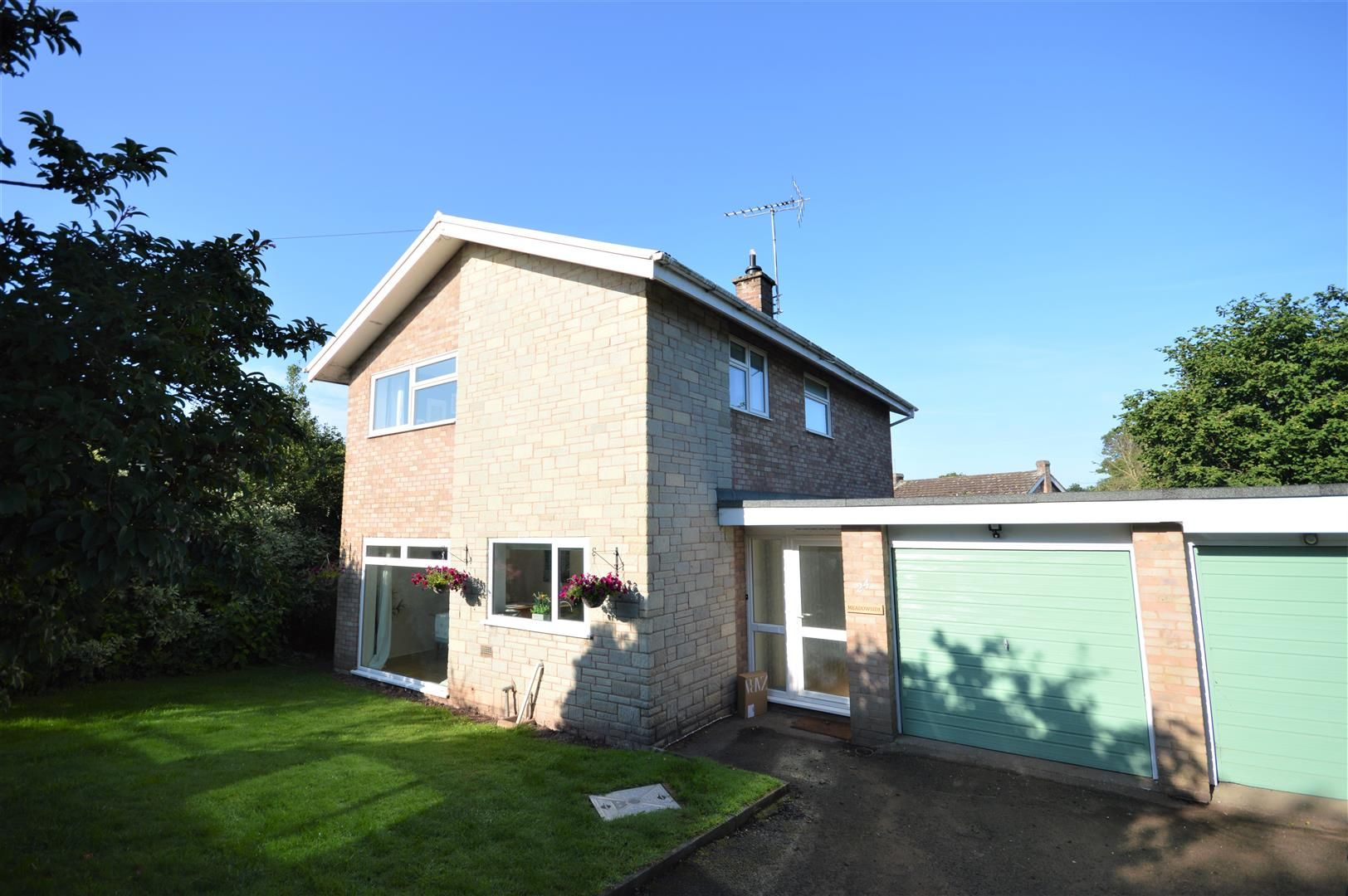 4 bed detached for sale in Luston  - Property Image 1