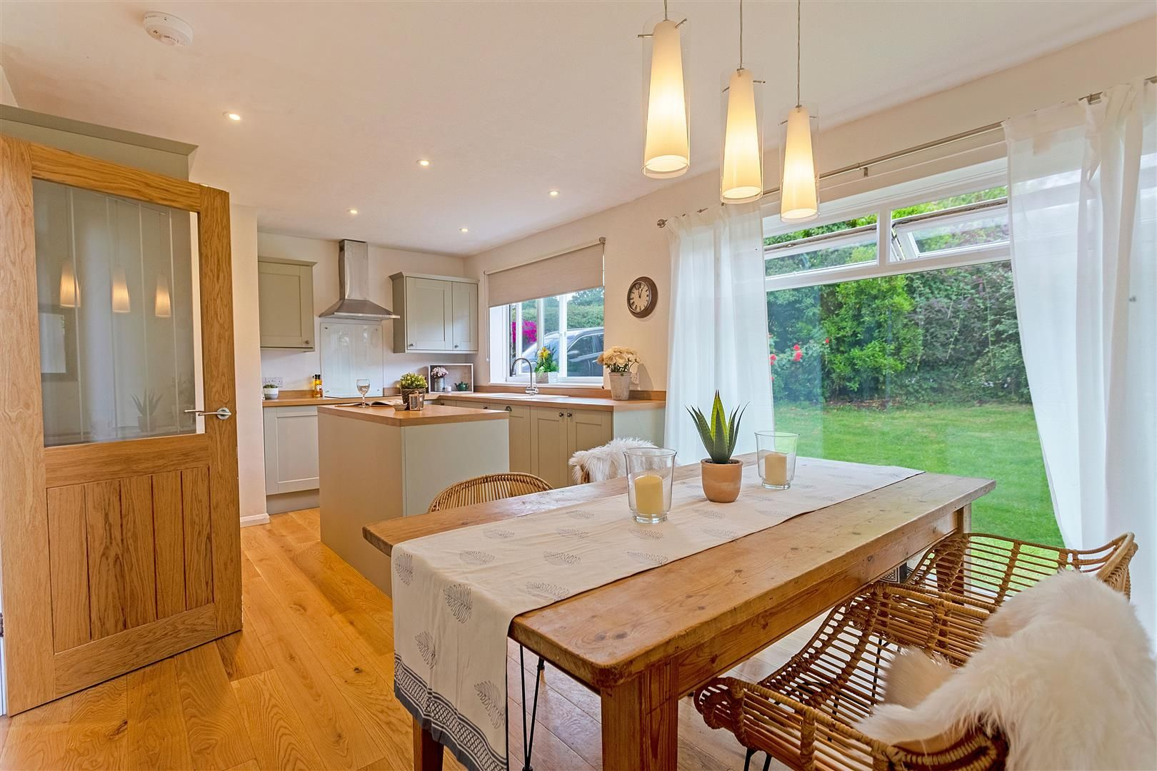 4 bed detached for sale in Luston 2