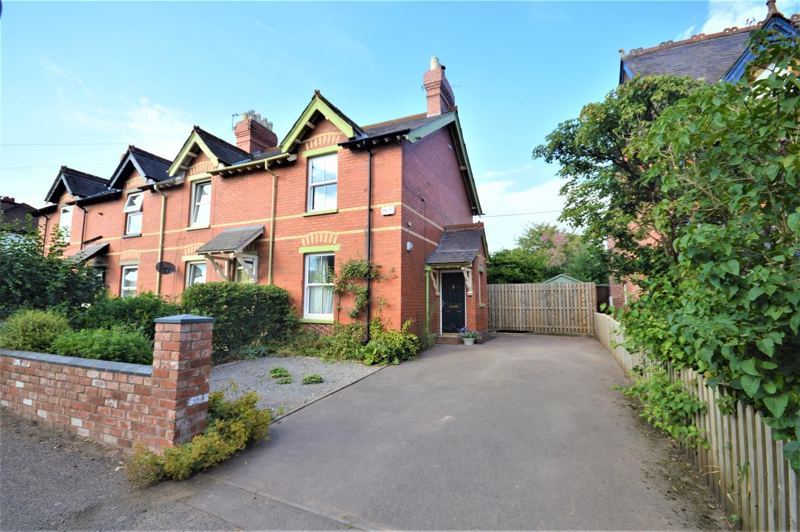 2 bed semi-detached for sale in Burghill, HR4