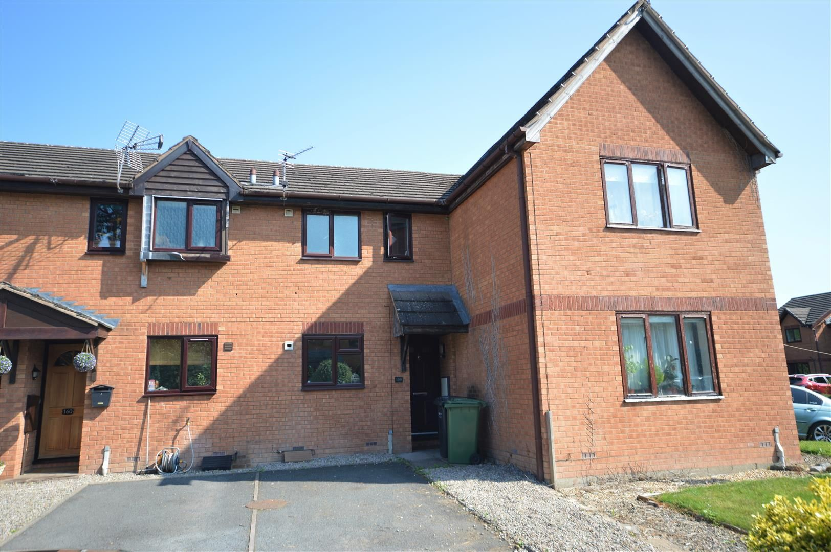 1 bed terraced for sale in Leominster, HR6