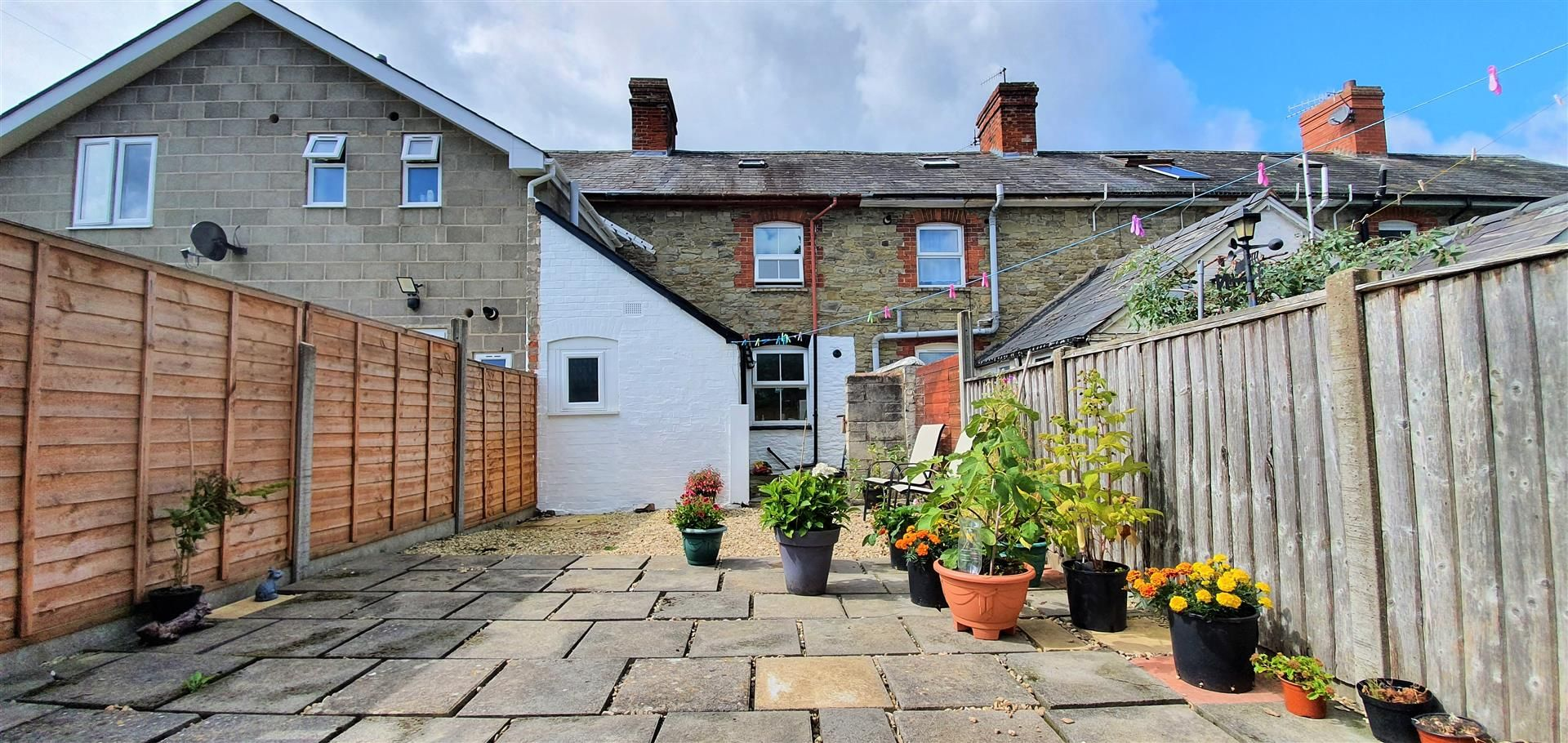 3 bed terraced for sale, HR5