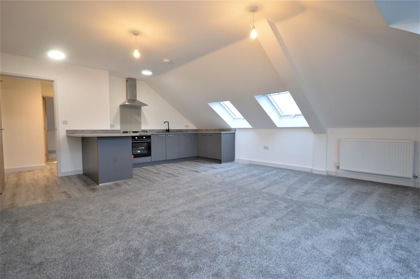 1 bed apartment for sale in Leominster, HR6