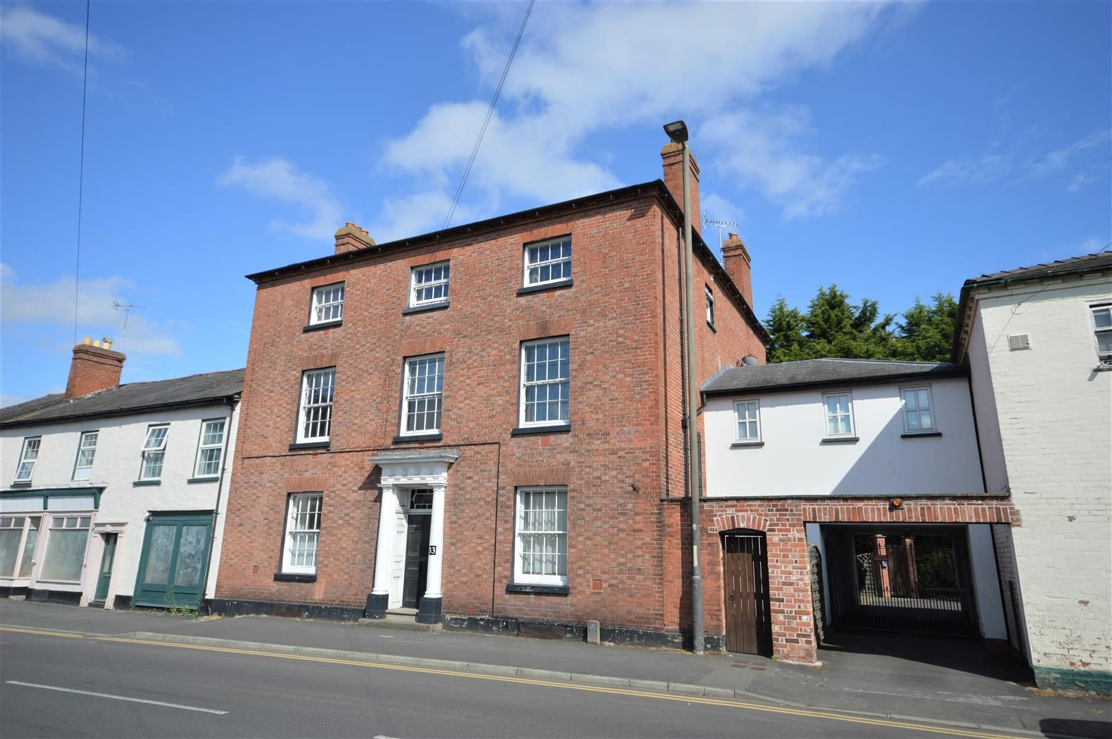 1 bed flat for sale in Leominster, HR6