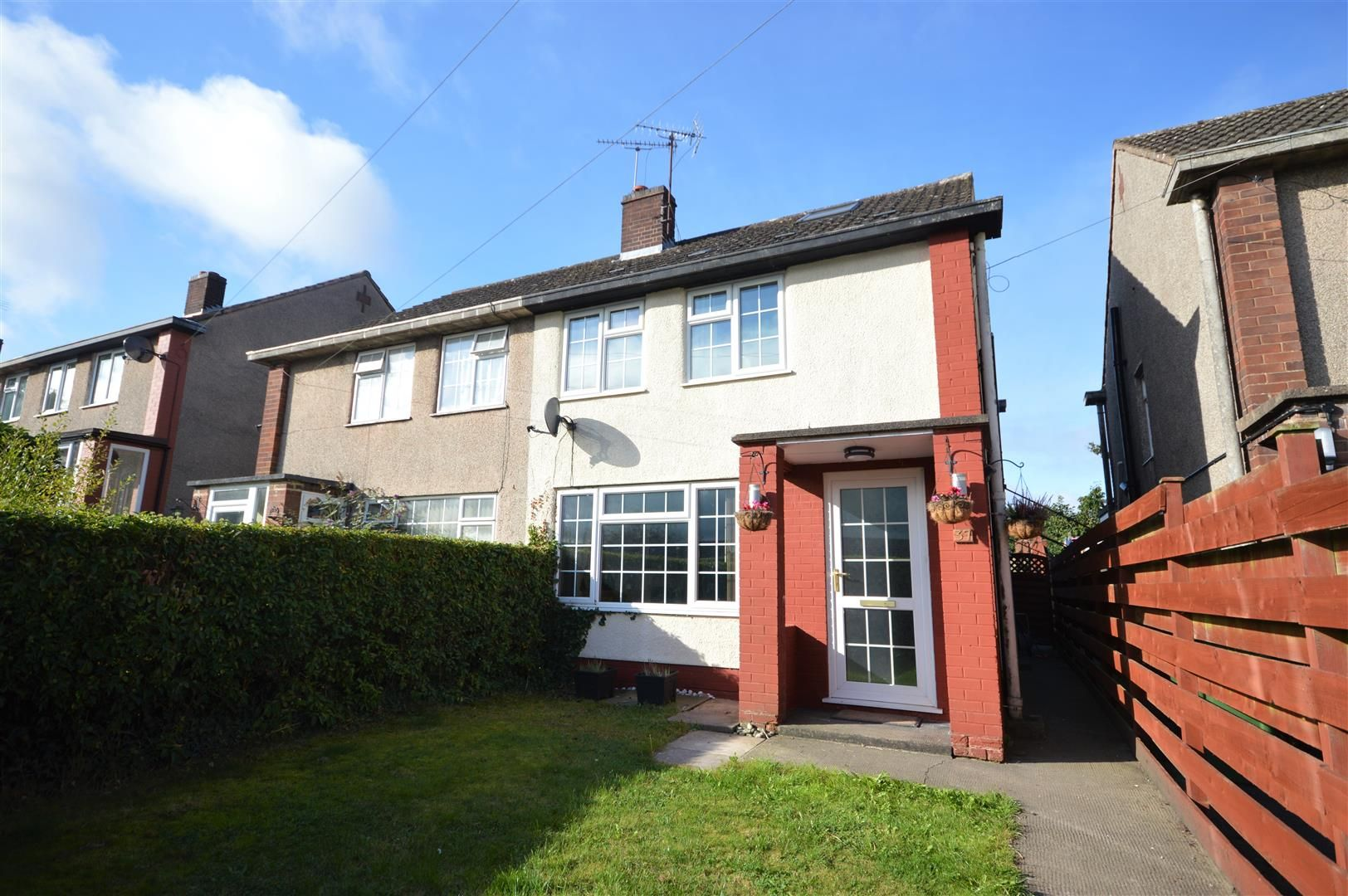 3 bed semi-detached for sale, HR6