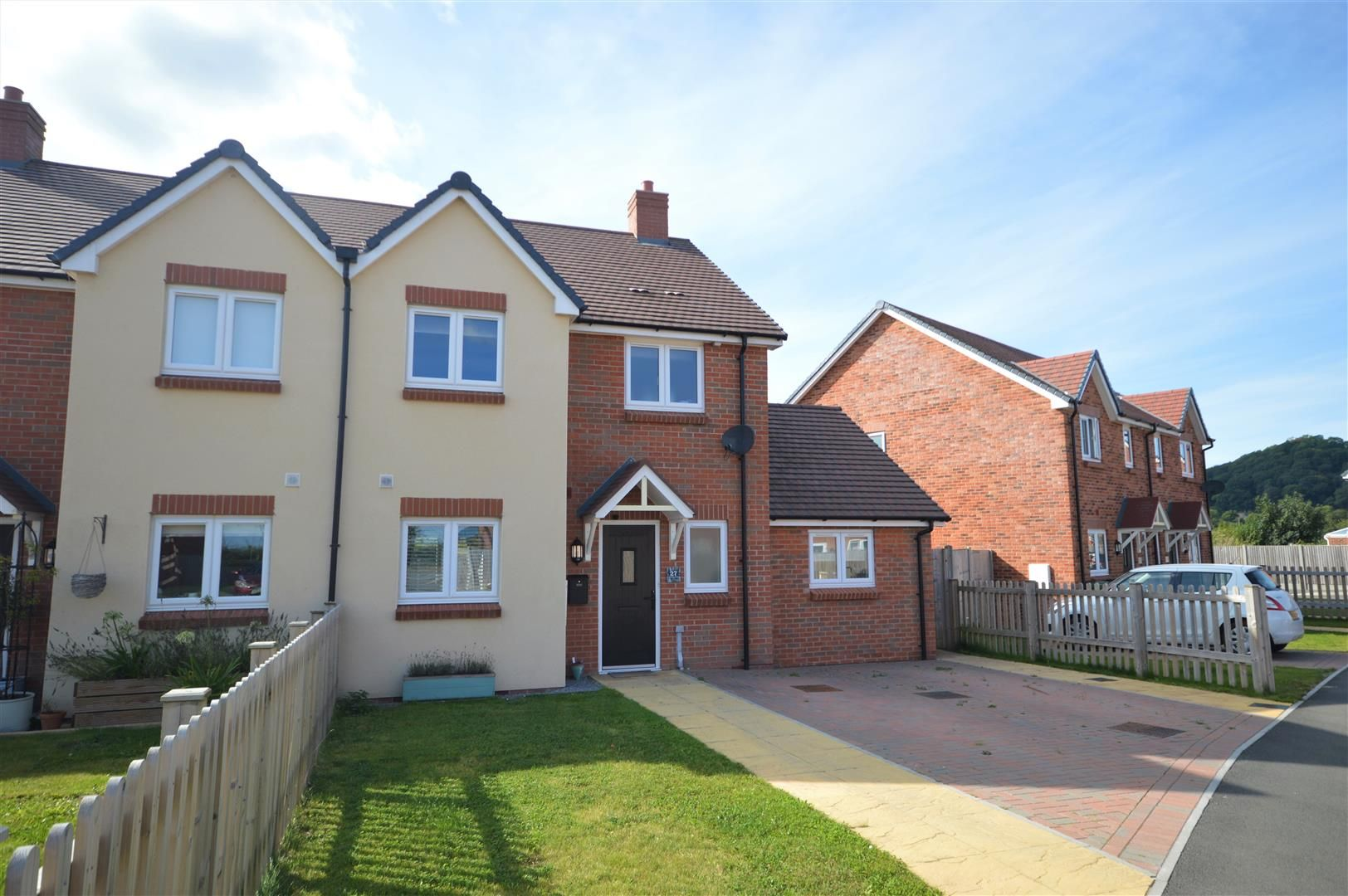 3 bed semi-detached for sale in Canon Pyon, HR4