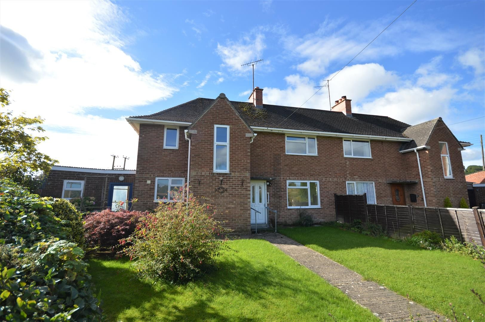 3 bed semi-detached for sale in Richards Castle, SY8