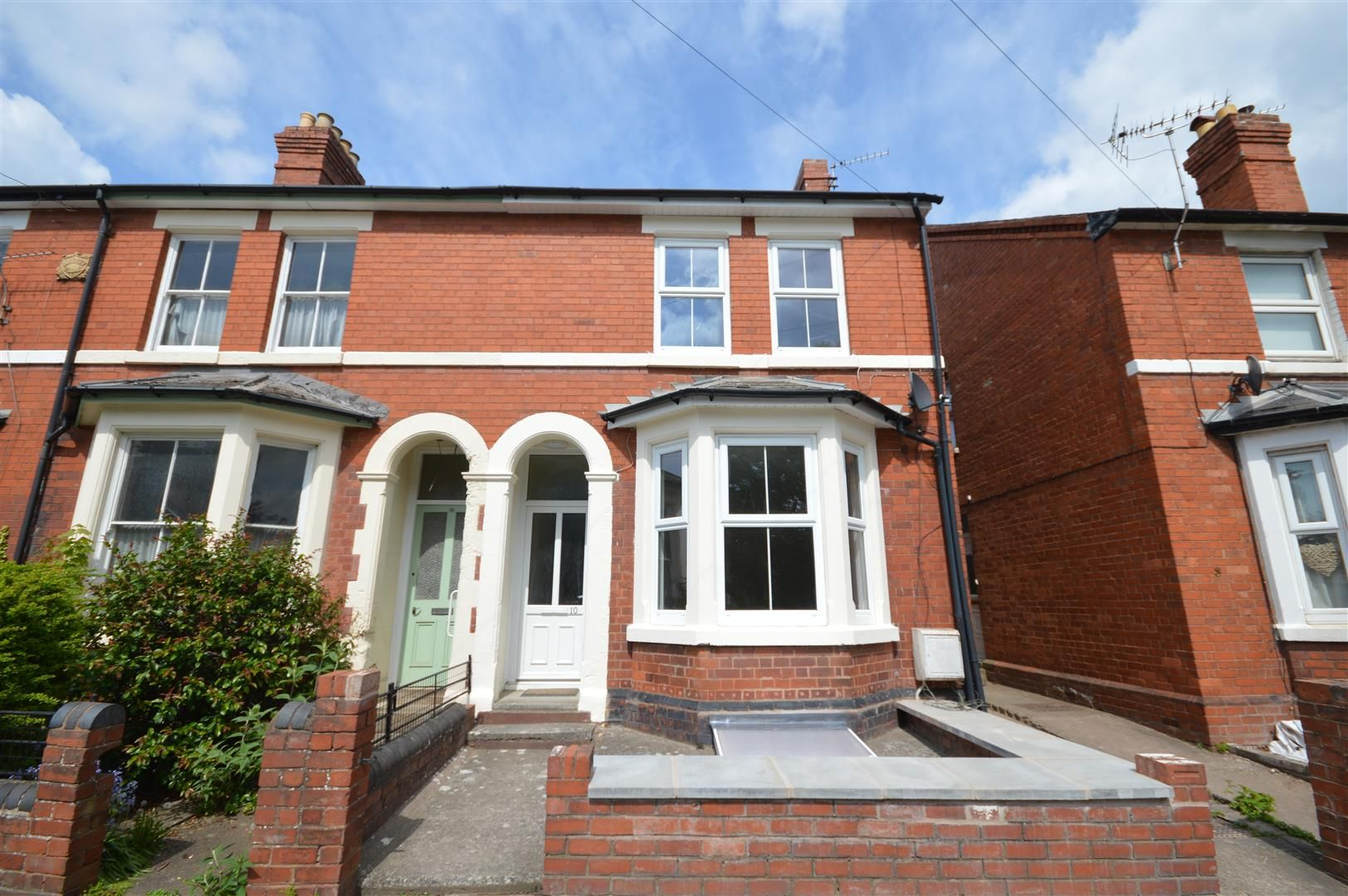 3 bed end of terrace for sale, HR4